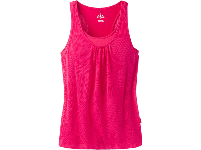 Prana Mika Top Mujer, cosmo pink copa